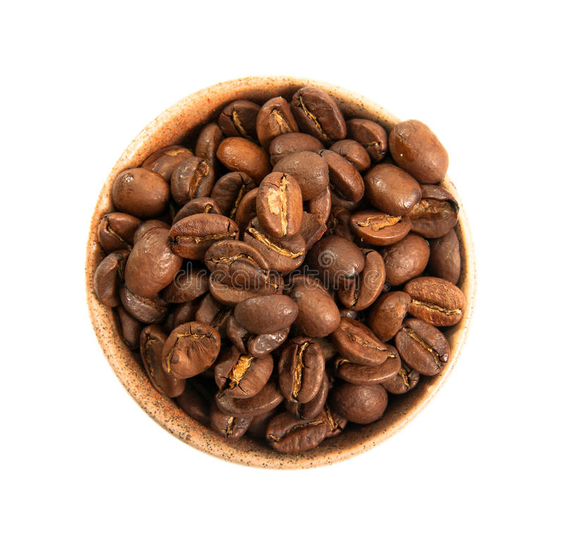 Download Grain coffee stock photo. Image of isolated, closeup - 22901584