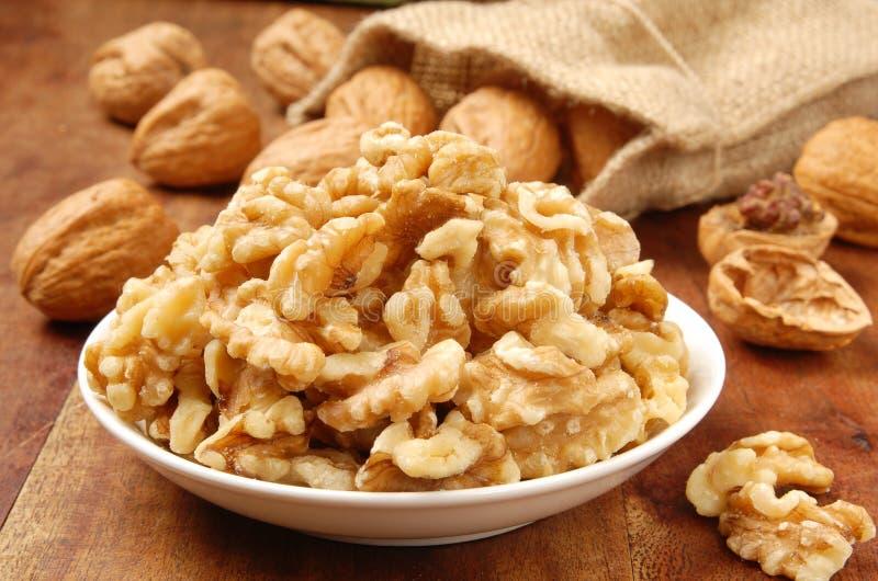 Grain de noix photo stock