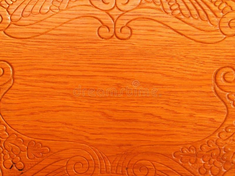 Grain en bois et conception photo libre de droits