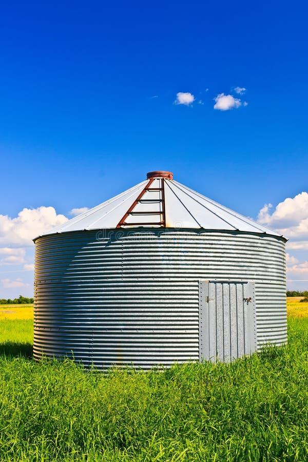 Free Grain Silo Stock Photo - 15586330