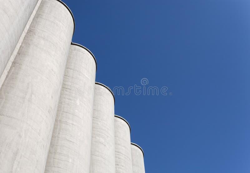 Download Grain Silo Stock Photography - Image: 21455142