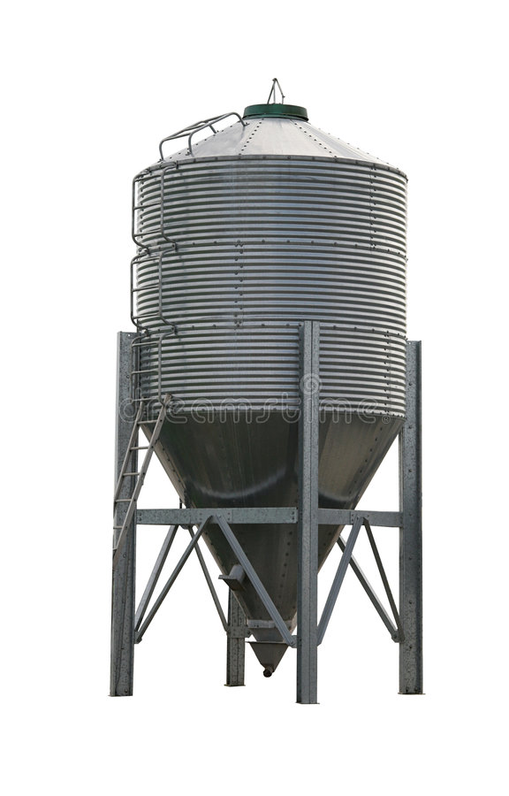 Free Grain Silo Stock Images - 2538724