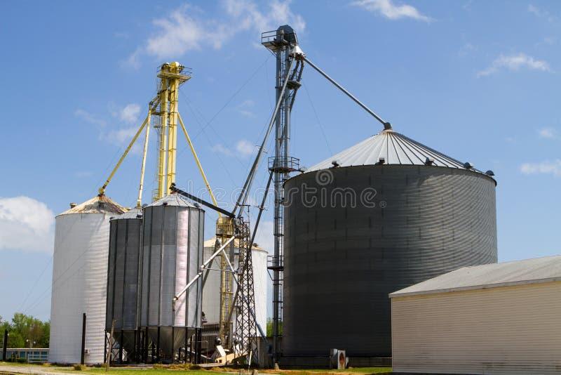 Grain Storage Elevators