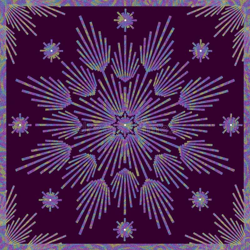 Download Grained Star stock illustration. Illustration of decorative - 12032908