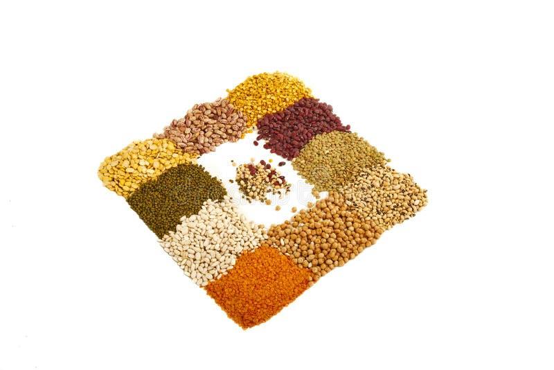 Graines et grains photographie stock libre de droits