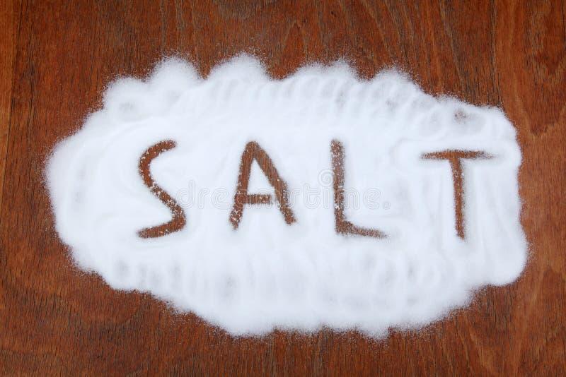 Download Grains de sel image stock. Image du sang, haut, mangez - 76075755