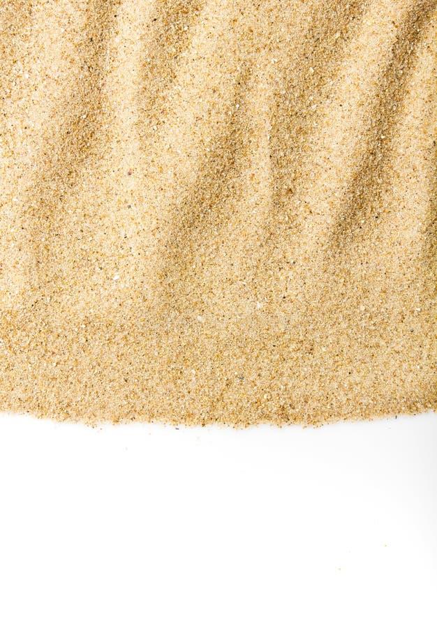 Grainy Sand Stock Photography