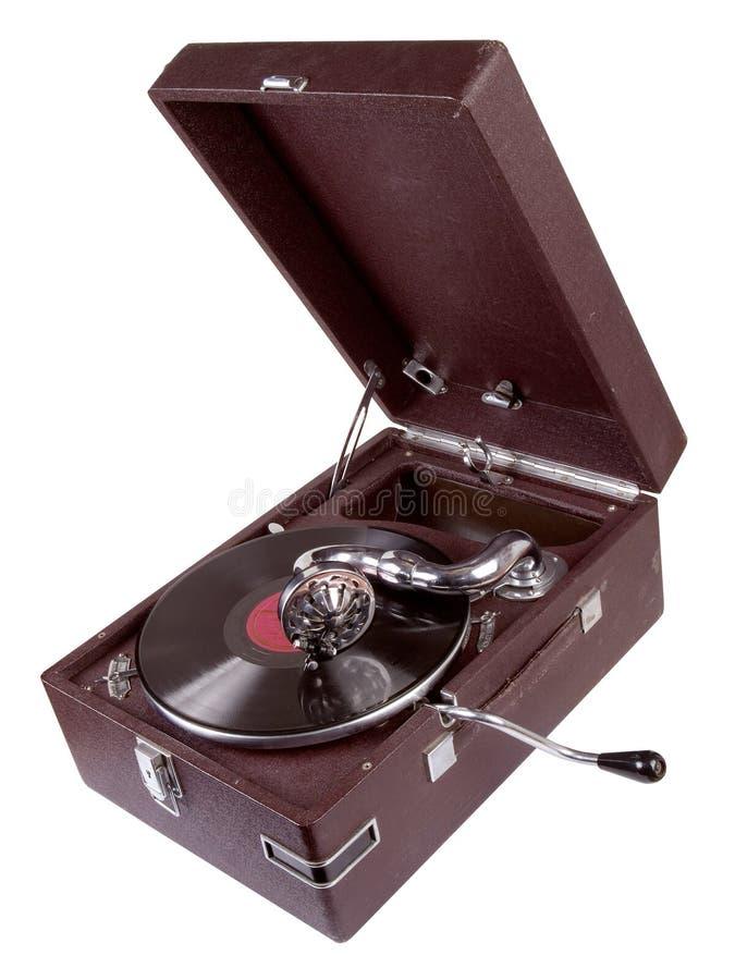 Gramaphone stockbilder