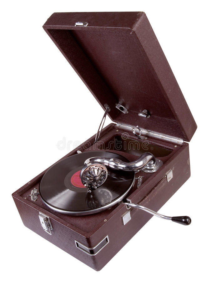 gramaphone στοκ εικόνες