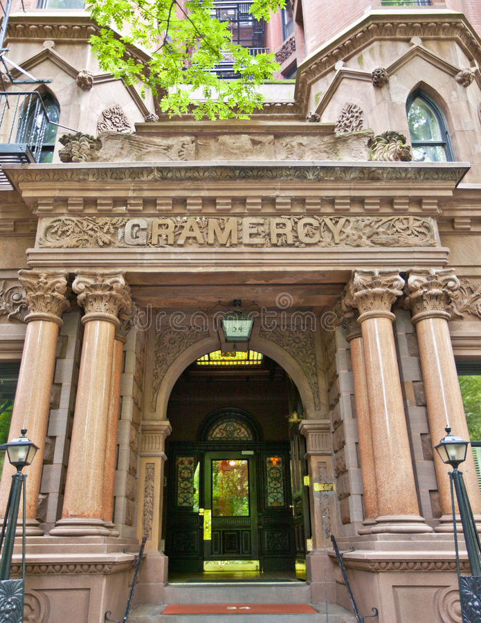 Gramercy Editorial Image. Image Of Apartment, Famous
