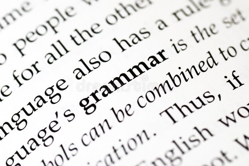 Download Grammar stock image. Image of learning, spell, book, education - 18121211