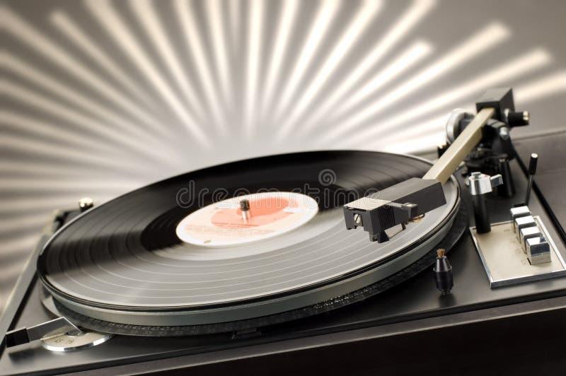 grammofon arkivbild