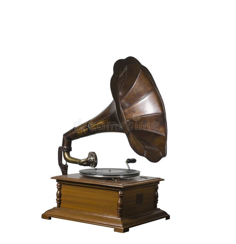 grammofon royaltyfria foton
