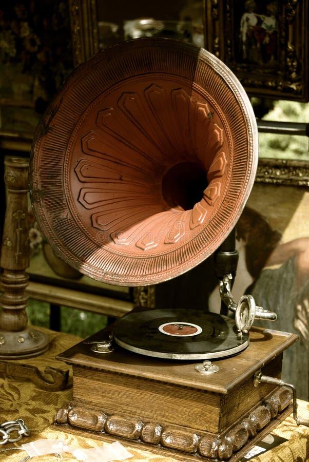 Grammofono immagini stock libere da diritti