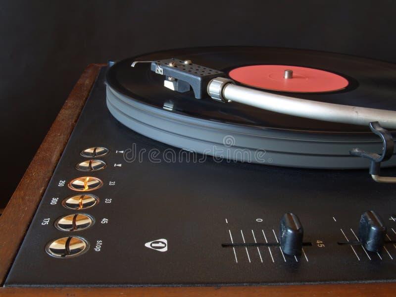 Grammofoon royalty-vrije stock foto