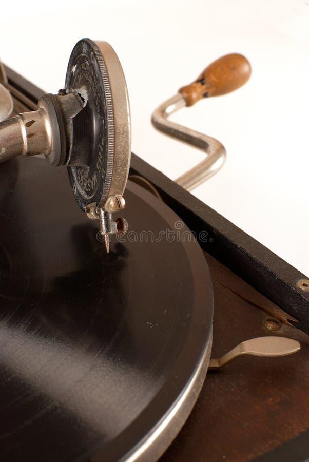 grammophone стоковое фото