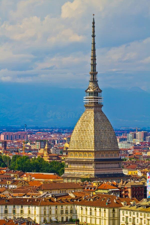 gramocząsteczka Turin zdjęcie royalty free