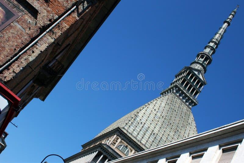 gramocząsteczka Turin fotografia royalty free