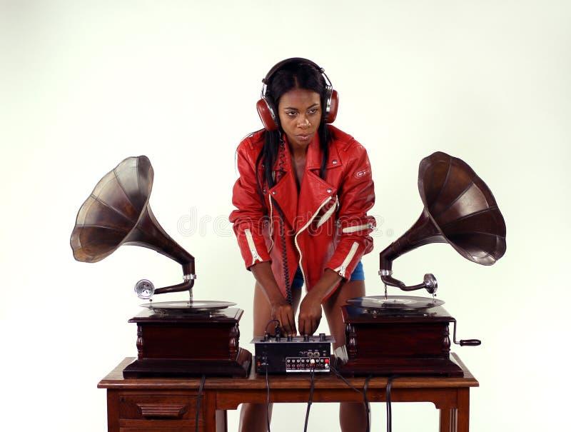 Gramofon dj zdjęcie royalty free