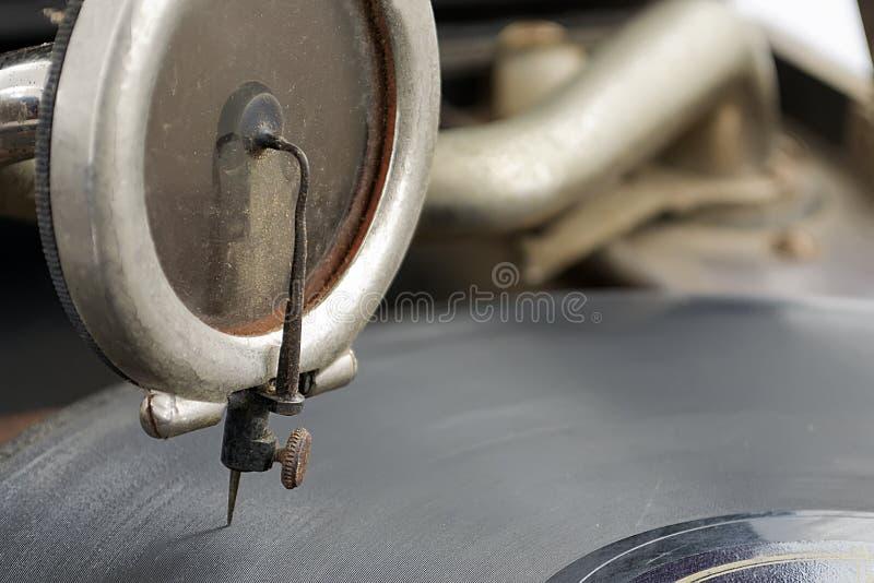 Download Gramophone βελόνα στοκ εικόνες. εικόνα από antiquate - 22787938