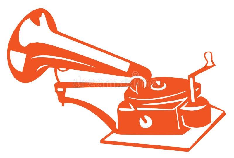 Download Gramophone Stock Image - Image: 12292741