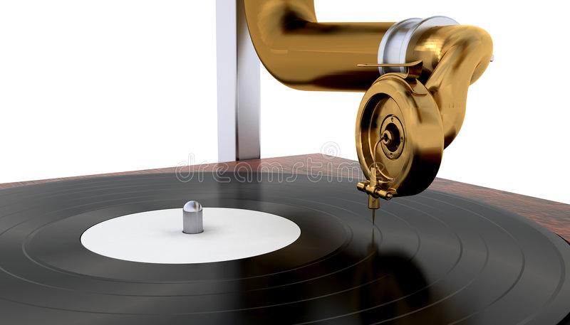Download Gramophone Stock Images - Image: 7431594