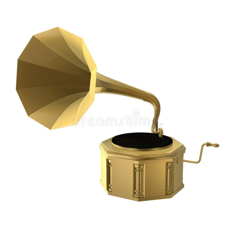 Free Gramophone Royalty Free Stock Photo - 843185