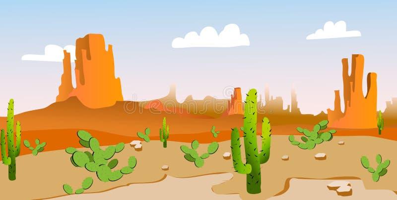 gran каньона иллюстрация штока