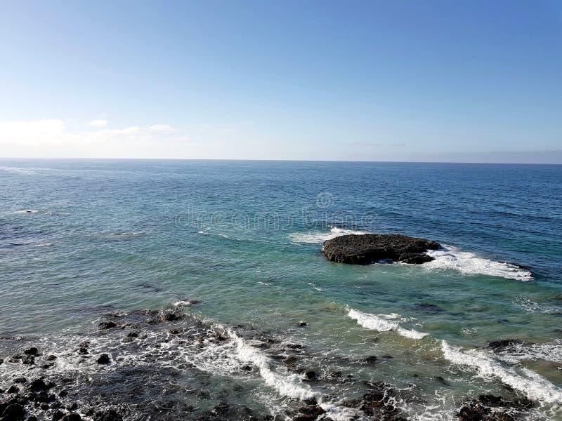 Gran camino Australia del océano fotografía de archivo