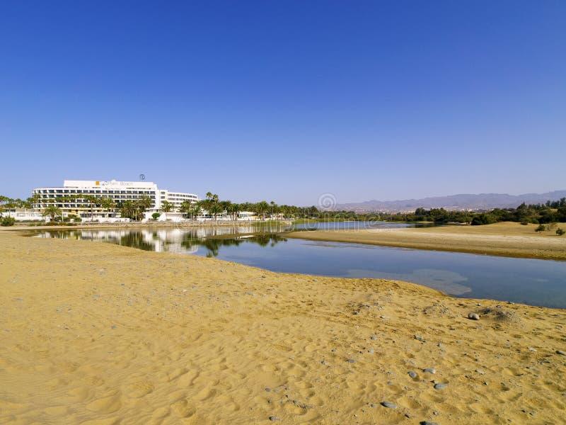 Gran Canaria immagine stock