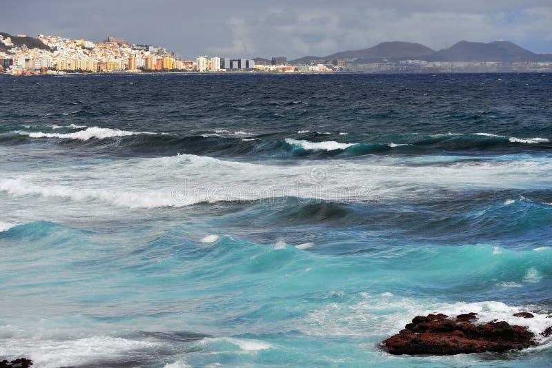 Gran Canaria foto de stock royalty free