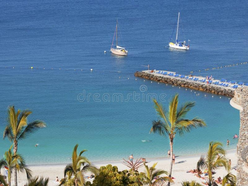 Gran Canaria stockfotografie
