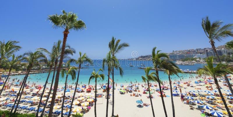 Gran Canaria foto de archivo libre de regalías