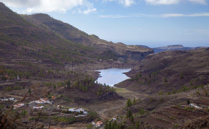 Gran Canaria, em janeiro de 2018 fotografia de stock