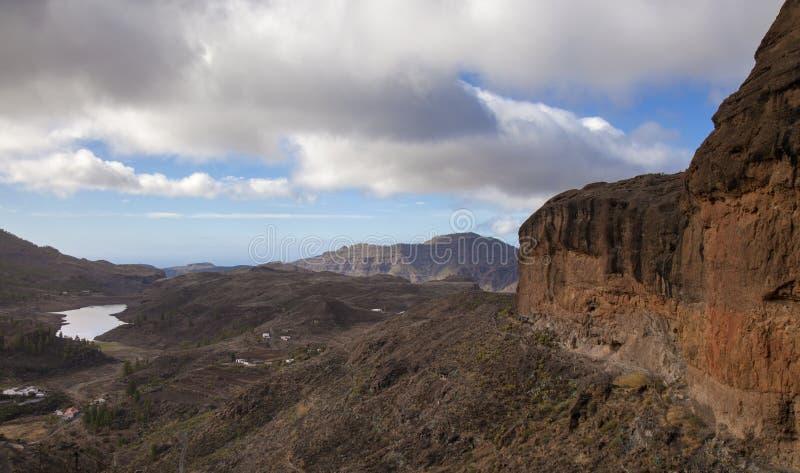 Gran Canaria, em janeiro de 2018 imagem de stock royalty free
