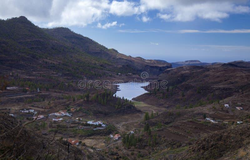 Gran Canaria, em janeiro de 2018 fotos de stock royalty free