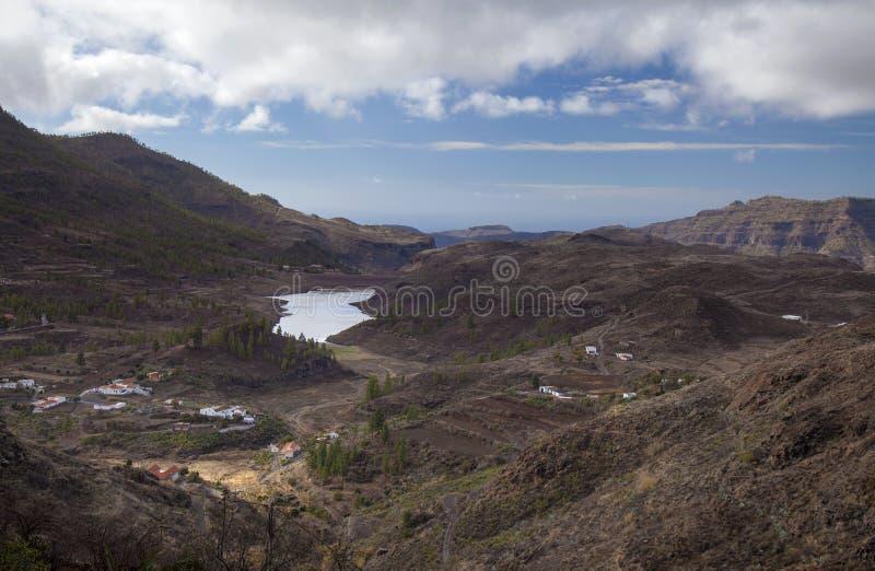 Gran Canaria, em janeiro de 2018 imagens de stock royalty free