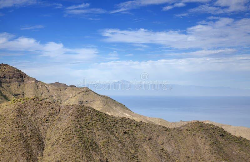 Gran Canaria, enero imagenes de archivo