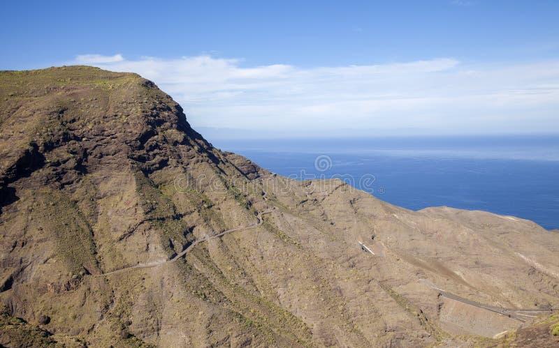 Gran Canaria, enero foto de archivo libre de regalías