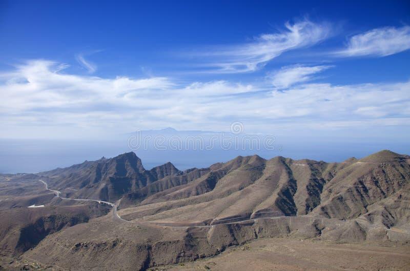 Gran Canaria, enero fotos de archivo libres de regalías