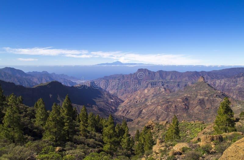 Gran Canaria, enero imagen de archivo libre de regalías