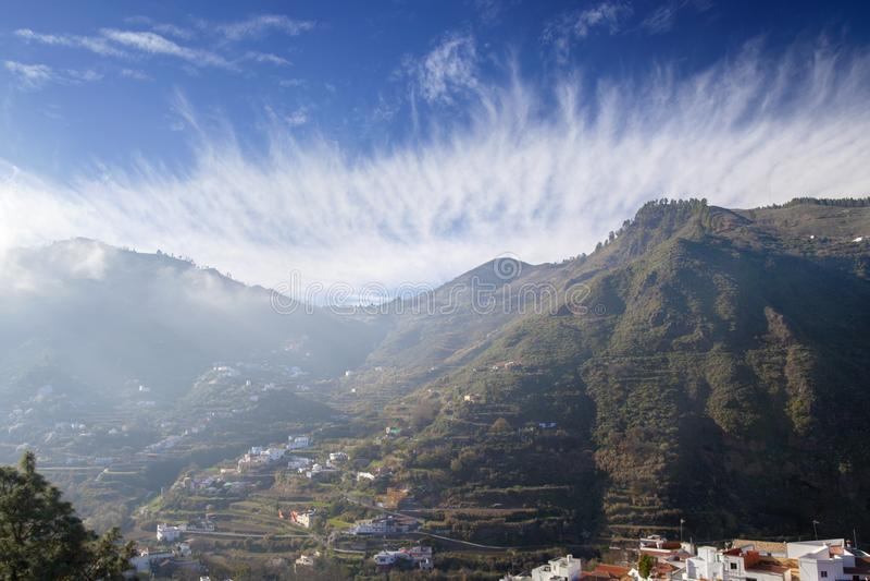 Gran Canaria, janeiro imagens de stock royalty free