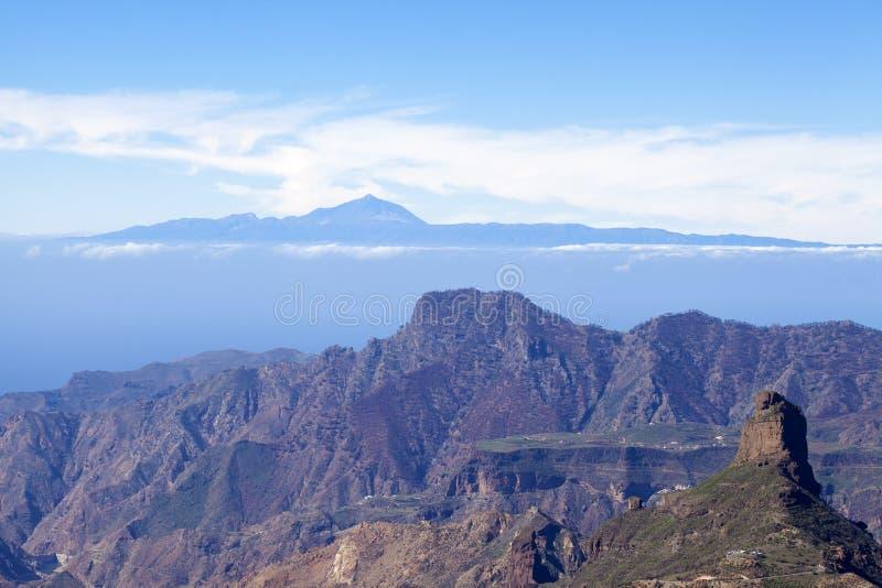 Gran Canaria, januari royalty-vrije stock fotografie
