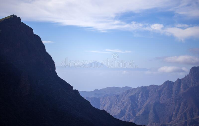 Gran Canaria, januari stock foto's