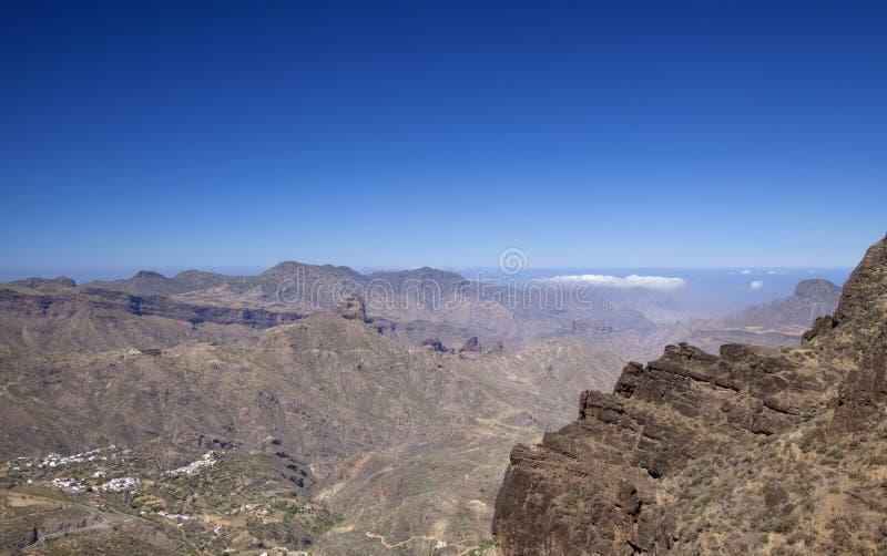Gran Canaria, Juli royaltyfria foton