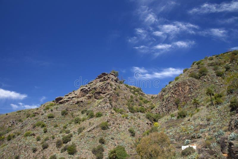 Gran Canaria, Juni royaltyfri foto