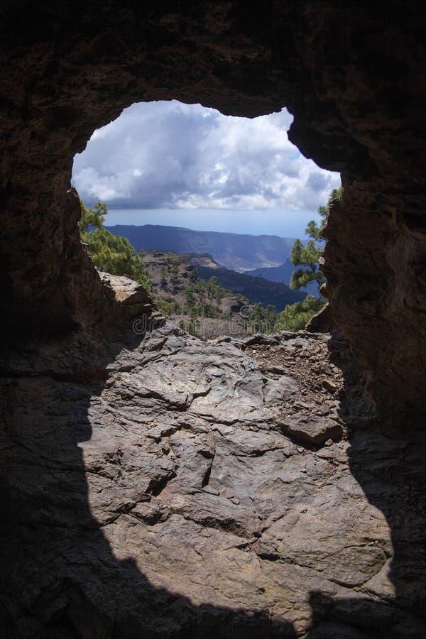 Gran Canaria, Maart royalty-vrije stock afbeelding