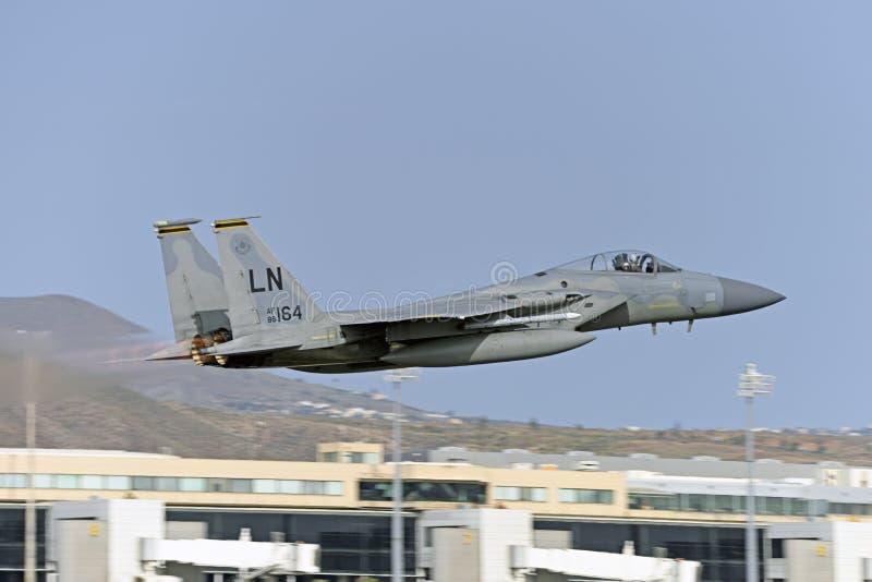 GRAN CANARIA October 28, Military maneuvers, Oct 28, 2019 Gran Canaria Canary Is Spain stock photos