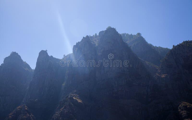 Gran Canaria Oktober fotografering för bildbyråer
