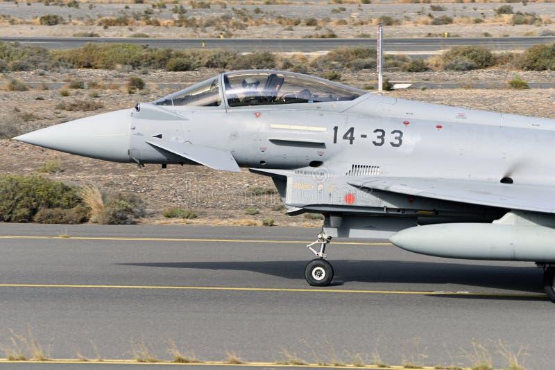 GRAN CANARIA 28. Oktober, Militärübung, 28. Oktober 2019 Gran Canaria Canary ist Spanien lizenzfreie stockfotos